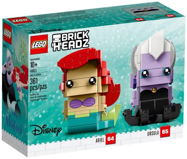 LEGO 41623 Ariel et Ursula