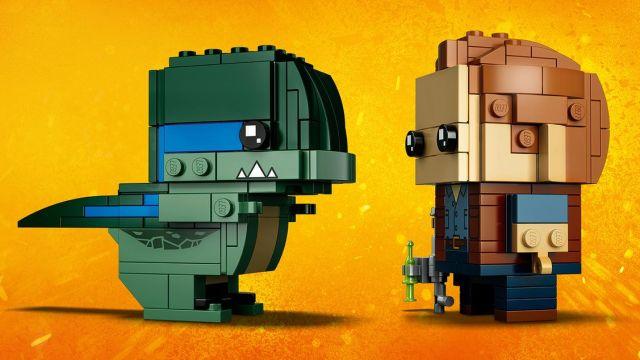 LEGO BrickHeadz Jurassic World