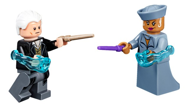 LEGO Harry Potter Baguettes