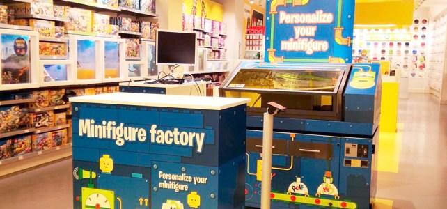 LEGO Minifigure Factory
