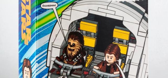 Set exclusif SDCC 2018 : LEGO Star Wars 75512 Millennium Falcon Cockpit
