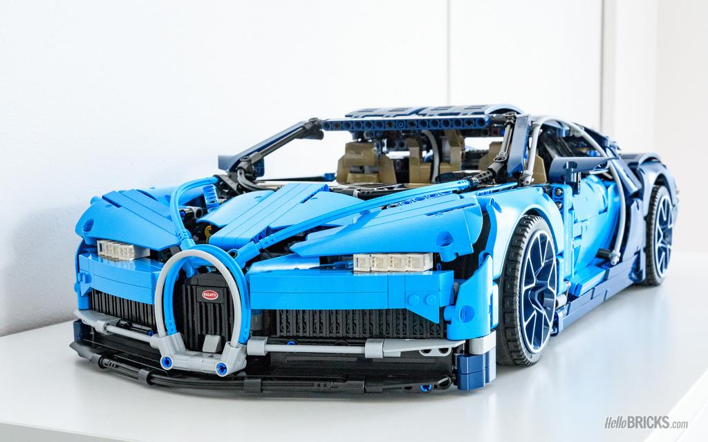 review lego technic 42083 bugatti chiron la supercar made in france hellobricks. Black Bedroom Furniture Sets. Home Design Ideas