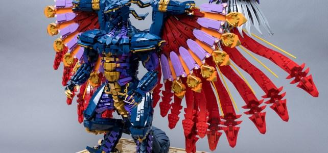 LEGO Final Fantasy X Bahamut
