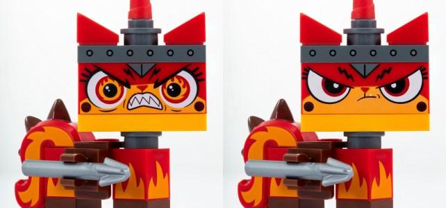 SDCC 2018 exclusive The LEGO Movie 2 Apocalypseburg Unikitty