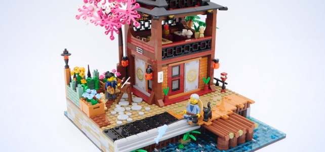 Extension LEGO Ninjago Docks 70657