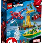76134 Spider-Man : Doc Ock Diamond Heist