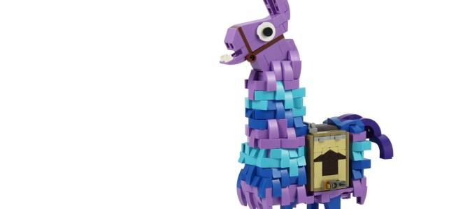 LEGO Fortnite loot llama