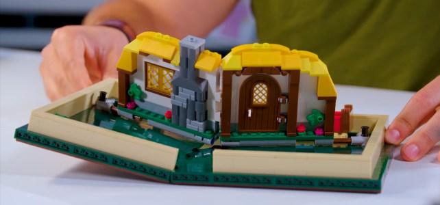 LEGO Ideas 21315 Pop-Up Book