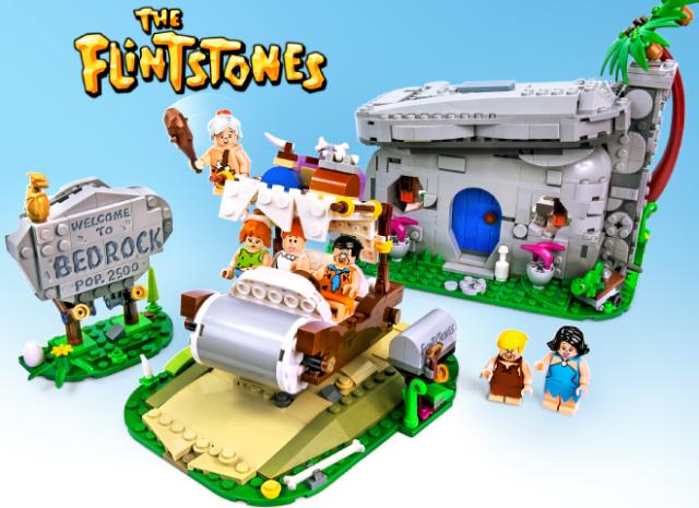 LEGO Ideas The Flintstones