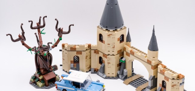REVIEW LEGO Harry Potter 75953 Hogwarts Whomping Willow