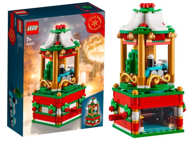 LEGO 40293 Christmas Carousel
