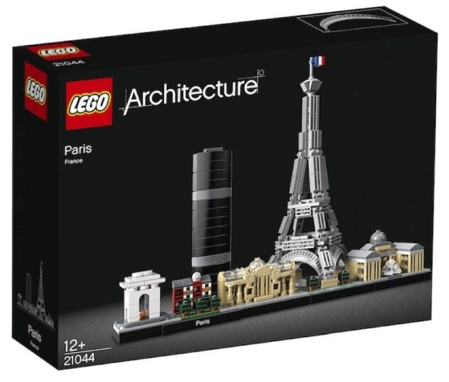 LEGO Architecture 2019 21044 Paris