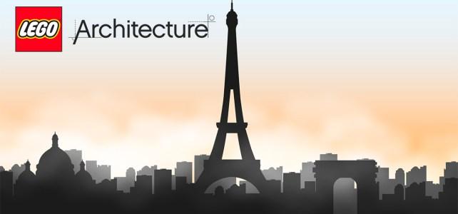 LEGO Architecture 21044 Paris skyline