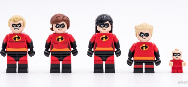 LEGO Juniors Incredibles 2