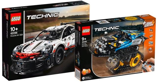 Nouveautés LEGO Technic 2019
