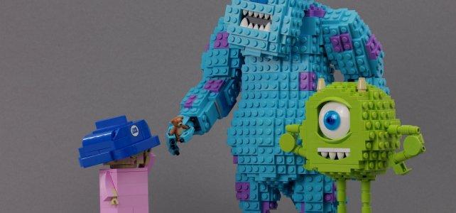 LEGO Monstres et Cie