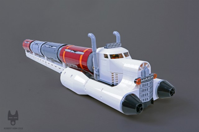 LEGO Space Truck