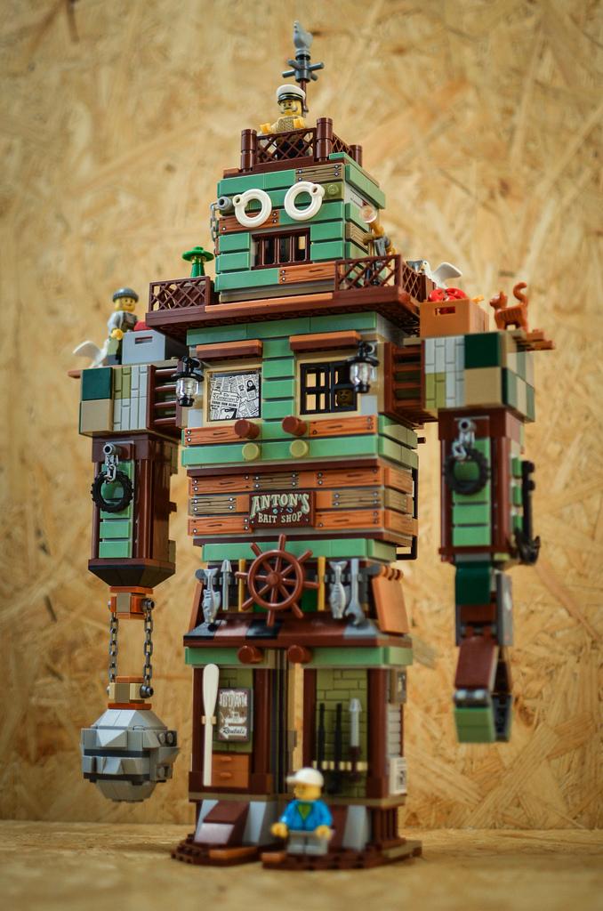 Lego Moc Ideas - 0425