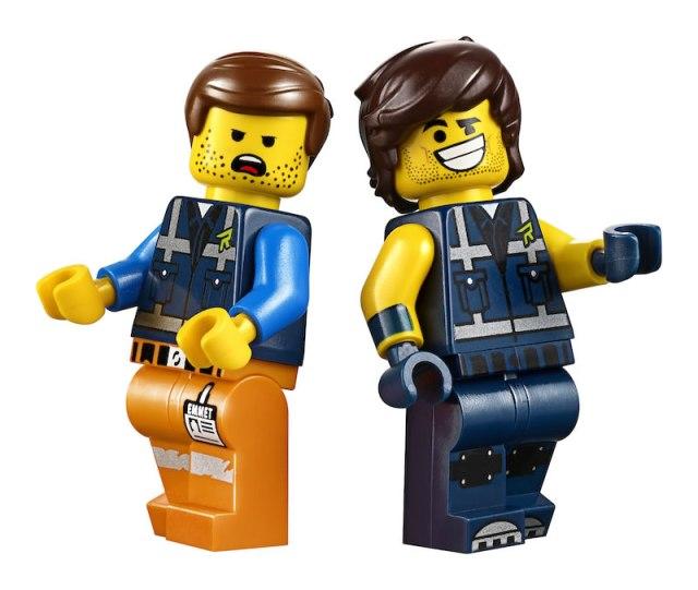 Nouveauté The LEGO Movie 2 LEGO 70839 The Rexcelsior