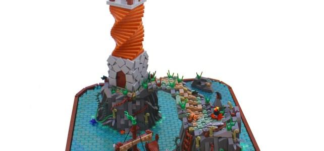 LEGO tour d'astronomie