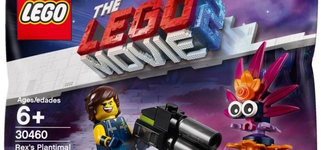 Lego 30460 Rex's Plantimal Ambush