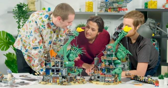 LEGO 70840 Welcome to Apocalypseburg video designers