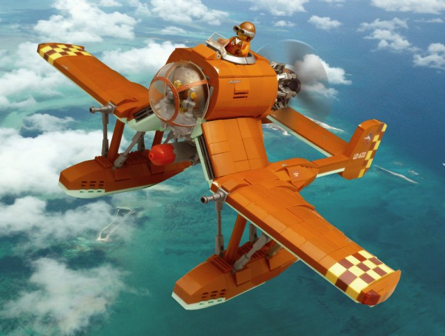 LEGO AR-31 Swordfish