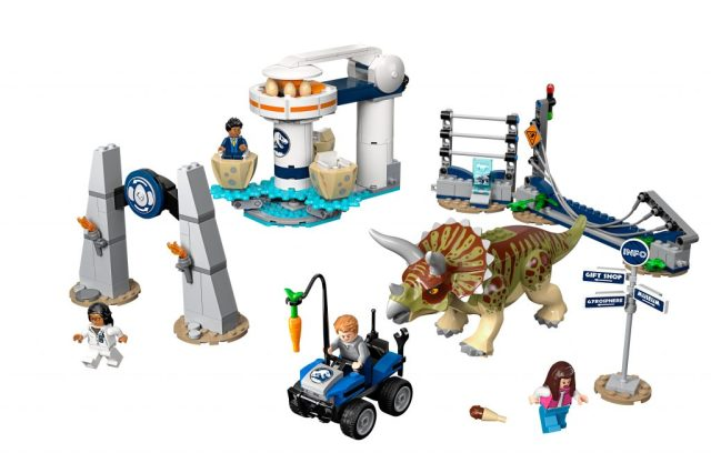 LEGO-Jurassic-World-75937-Triceratops-Rampage