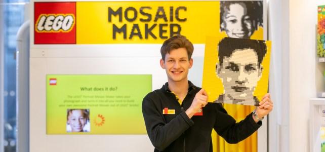 LEGO Mosaic Maker