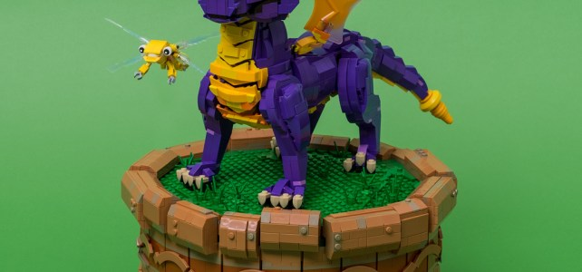LEGO Spyro the Dragon