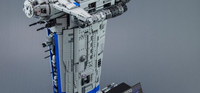 LEGO Star Wars Resistance Bomber B-Project UCS