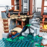 Review LEGO 70657 Ninjago City Docks