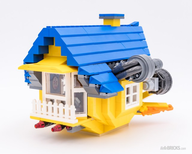 REVIEW LEGO Movie 70831 Emmet's Dream House