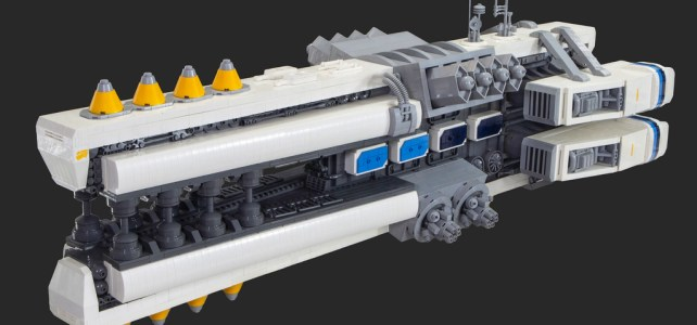 Singularity Engine LEGO SHIPtember