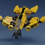 Bo Keevil's Yellow Ace