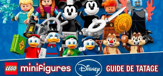 Guide Tatage LEGO Disney 71024
