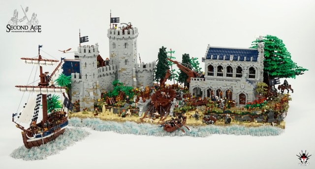 LEGO Middle Earth Lond Daer