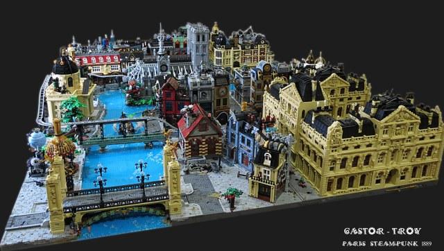 LEGO Paris 1889