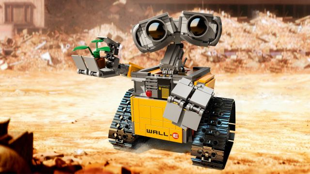 LEGO 21303 WALL E