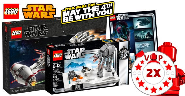 LEGO Star Wars May the 4th 2019