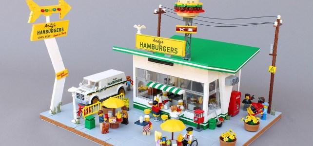 Andy's Hamburger Stand
