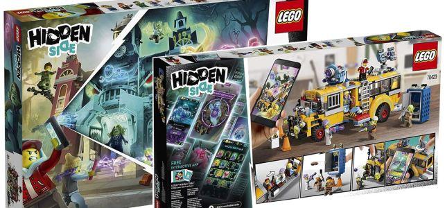 LEGO Hidden Side 2019 precommande