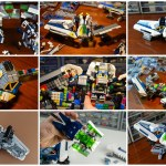 Refraction R99 LEGO spaceship