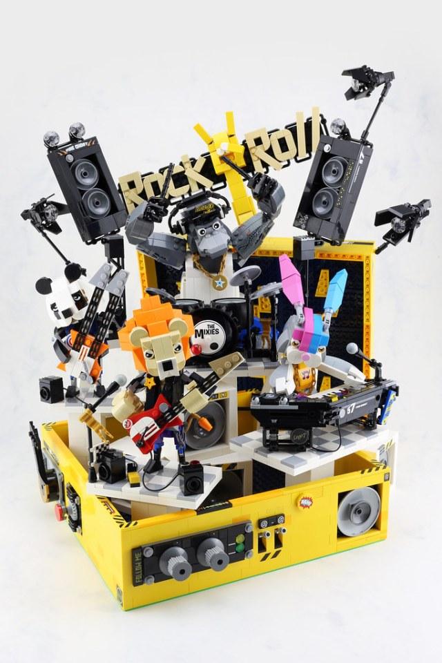 Animal Music Box