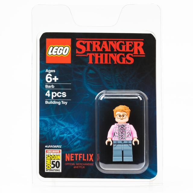 LEGO SDCC 2019 Barb Stranger Things