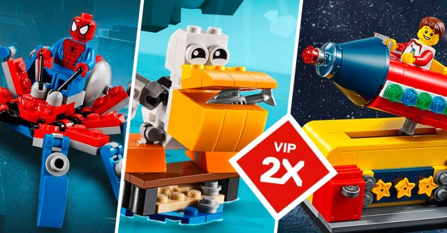 promos LEGO juillet 2019