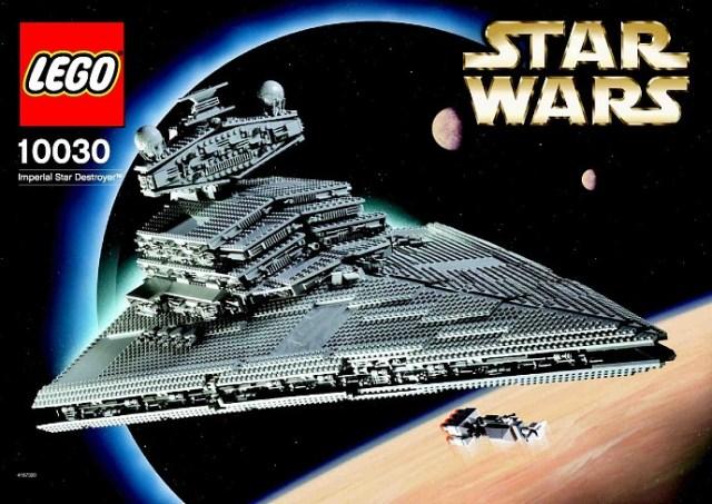 LEGO Star Wars 10030 Imperial Star Destroyer