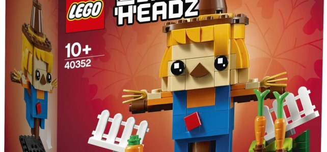LEGO BrickHeadz 40352 Scarecrow