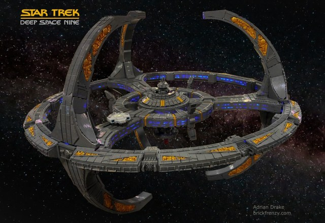 LEGO Star Trek Deep Space Nine