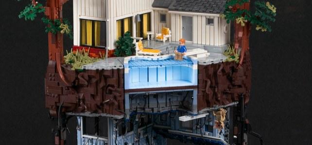 LEGO Stranger Things Barb
